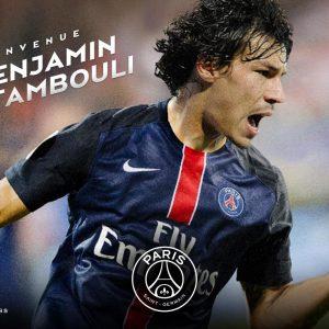 Stambouli au PSG