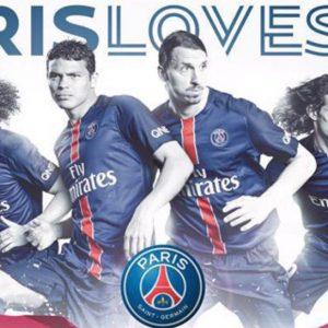 Tournée américaine - Paris Love Us