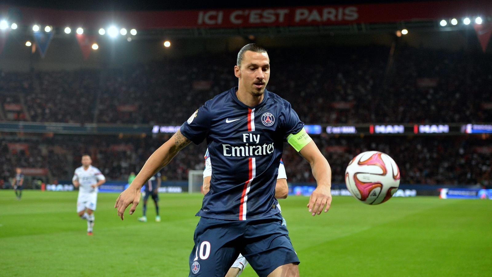 """Le PSG fort challenger pour la LDC ? """"Ça reste à voir"""" répond Zlatan Ibrahimovic"""