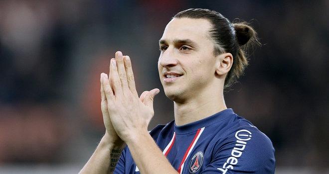 """PSG - Zlatan Ibrahimovic voudrait des joueurs de NFL pour qu'aucun joueur """"ne passe"""" la défense"""