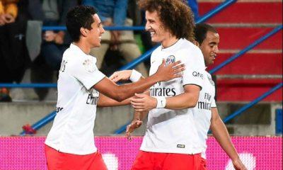 Laurent Blanc s'explique sur le choix Marquinhos/David Luiz