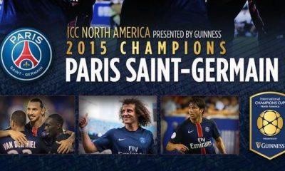 Le PSG affrontera l'Inter, le Real Madrid et Leicester cet été