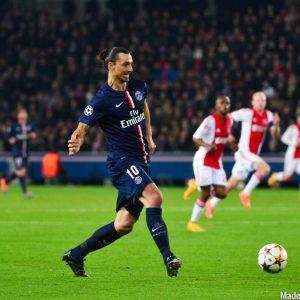 """Zlatan Ibrahimovic se """"sent très bien"""" et a hâte de jouer avec Di Maria"""