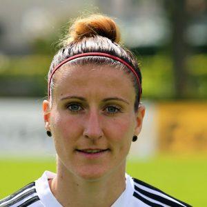 Anja Mittag PSG 4eme meilleure joueuse europe