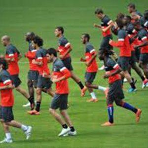 """Ligue 1 - Angel Di Maria et Ibrahimovic """"seuls absents"""" lors de PSG - Gazélec"""