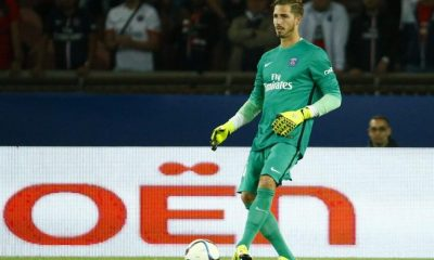 Ligue 1 - Matuidi: «Trapp un grand gardien, on est derrière lui»