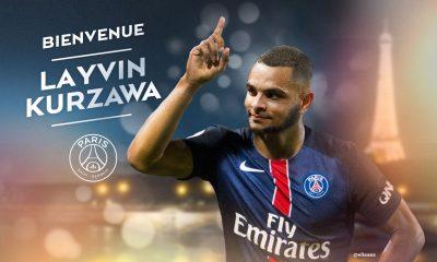 Layvin Kurzawa rejoint officiellement le Paris Saint-Germain jusqu'en 2020!