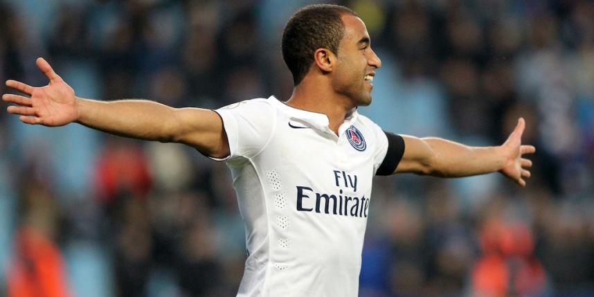 Caen/PSG - La LFP accorde 2 passes décisives à Lucas