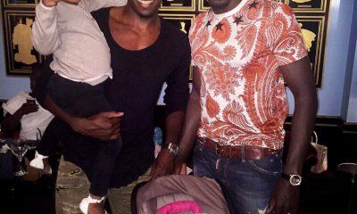 Mamadou Sakho a présenté sa fille à Matuidi