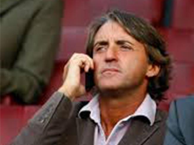 Mercato- Mancini prend les choses en mains pour Lavezzi