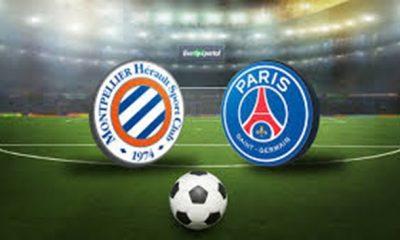 Ligue 1 - Montpellier/PSG, 16 journée, le samedi 3 décembre à 17h