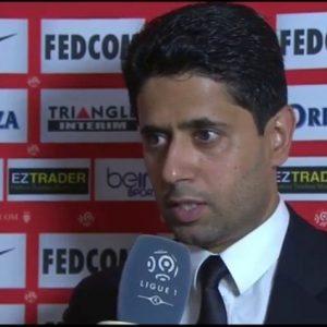 """Montpellier/PSG - Al-Khelaïfi """"On a perdu le match avant le match...il faut gagner le prochain"""""""
