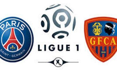 PSG - Ajaccio: La composition officielle du PSG