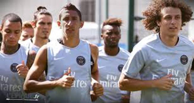 PSG- Ibra toujours absent, Di Maria s'entraîne avec le groupe