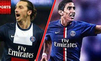 PSG- Ibrahimovic absent, Di Maria de retour
