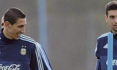 Javier Pastore « Je suis vraiment content de l'arrivée de Di Maria »