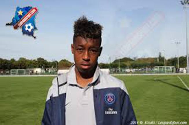 PSG- Presnel Kimpembe en Equipe de France Espoirs