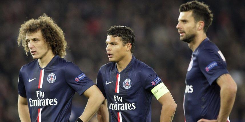 Thiago Silva «Parfois, on pense qu'un match est facile comme contre Bordeaux»