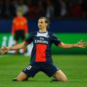 """Zlatan Ibrahimovic: """"bien au PSG"""", Milan """"était désespéré"""" et quand il arrête """"le monde entier le saura"""""""