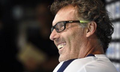"""PSG/SCO - Blanc n'est pas fâché avec le Parc et a aimé la prestation de ses joueurs, """"il y a plein de satisfactions ce soir"""""""