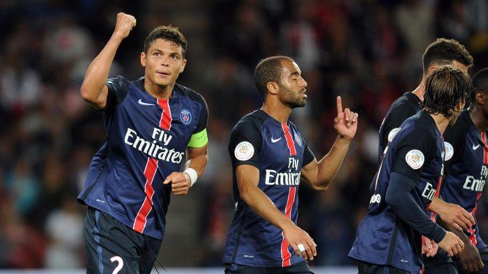 Thiago Silva «On ne joue pas encore comme la saison passe mais c'est important de gagner.»