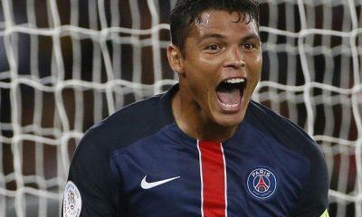 """Thiago Silva """"C'est cela un groupe vainqueur"""", """"la bonne année pour la Ligue des Champions"""""""