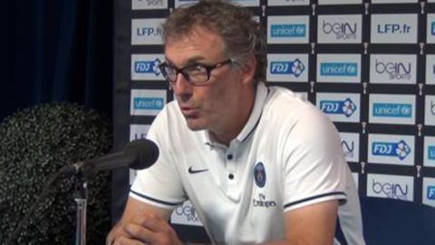 SCB/PSG - Blanc :« On s'attendait à un match difficile»