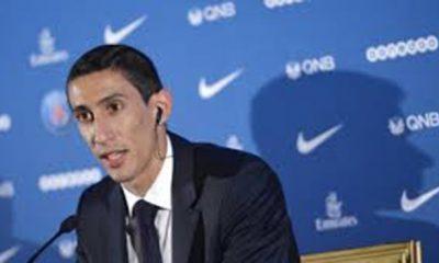"""PSG- Angel Di Maria """" venu pour"""" la Ligue des Champions"""