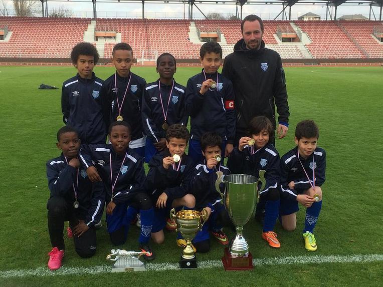 Mercato - Le PSG recrute un jeune de 12 ans  !