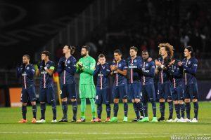 Ligue 1 - Le PSG en tête de plusieurs statistiques d'après L'Equipe.