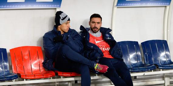 """Marquinhos peut """"prétendre à une place de titulaire"""" la saison prochaine selon Gouaillard"""