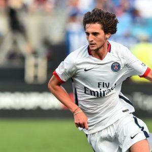 Mercato - La Juventus penserait toujours à Adrien Rabiot