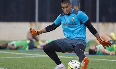 Areola sacré meilleur joueur de Villarreal pour le mois de septembre