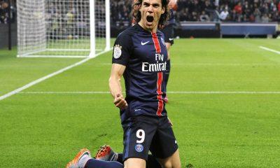 Ligue 1 - Renard conseille ses attaquants, avec Cavani comme modèle