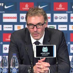 Conférence de presse de Laurent Blanc à 14h