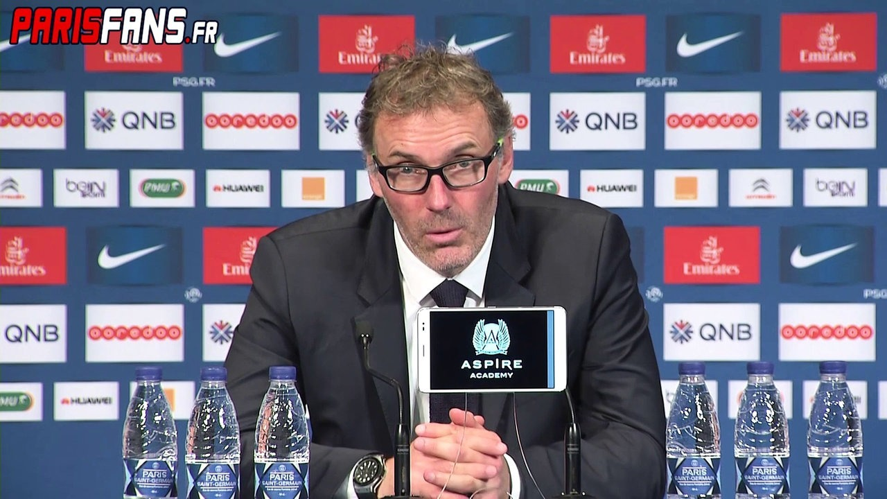 Laurent blanc PSG-EAG