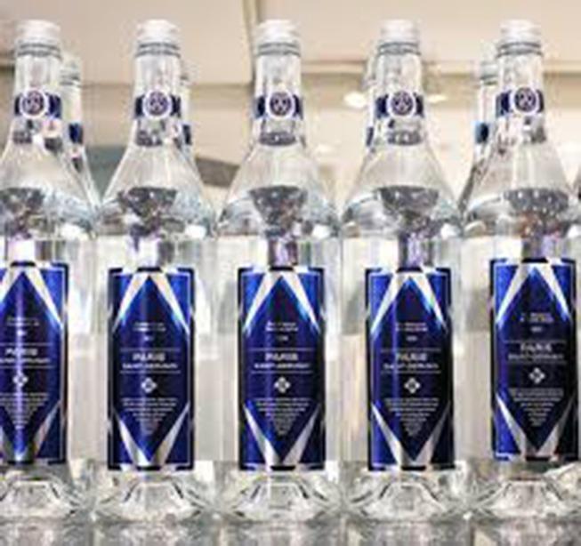 Le PSG lance officiellement son eau
