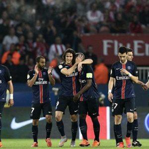 Le Paris Saint-Germain 4e dans le classement des effectifs les plus chers