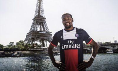 """Les Parisiens peuvent """"compter"""" sur le soutien de Kevin Durant"""