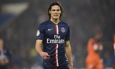 """Blanc commente la sortie de Cavani """"il veut marquer"""", """"je pense au match d'Angers"""""""