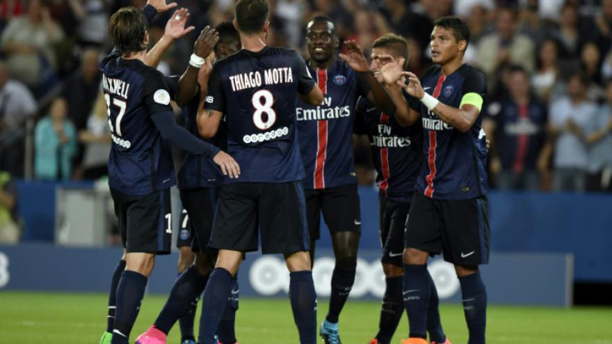 """Blaise Matuidi : l'équipe PSG """"Pour moi, c'est comme une famille"""""""