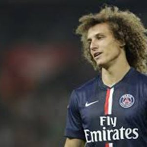 "David Luiz commente le but de Ben Arfa ""Il a eu un peu de chance"""