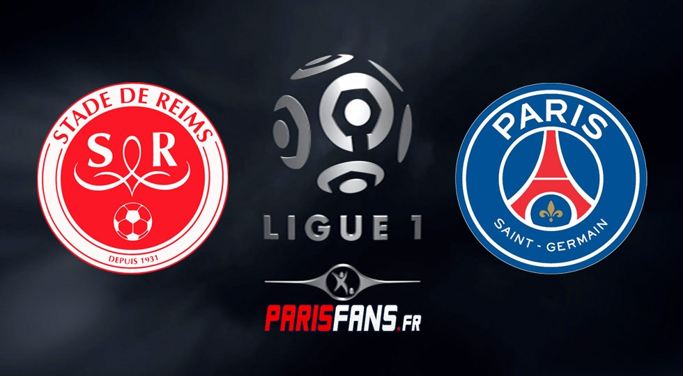 Ligue 1 - Le live-texte de Reims - PSG