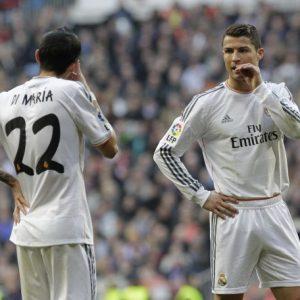 PSG - Di Maria très bon, mais pas au niveau de Ronaldo