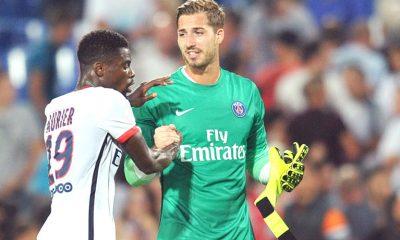 """Trapp : Lors des négications, le PSG a affirmé """"vouloir améliorer le poste de gardien"""""""