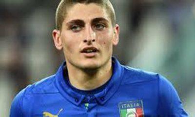 Une possible titularisation de Verratti en sélection italienne
