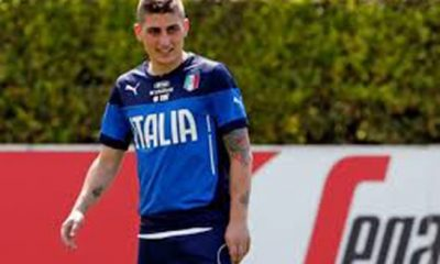 "Verratti, ""un joueur de classe européenne"" selon Conte"
