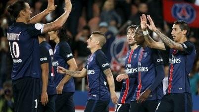 Un Paris-Saint-Germain version qatari qui prend souvent le large, mais autant que les tops européens