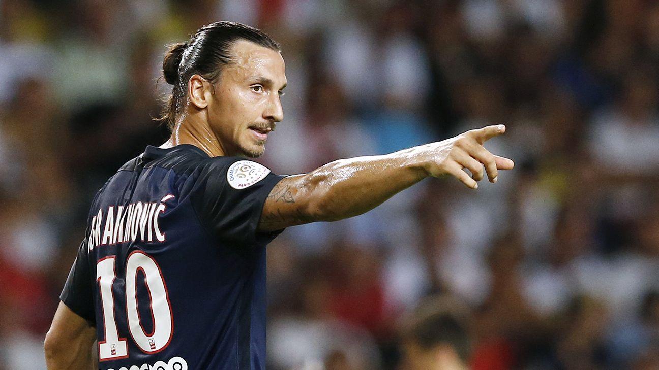 """PSG / Nice - Ibrahimovic """"La meilleure de toutes les préparations est de battre Nice"""""""