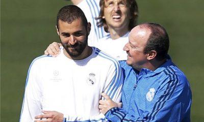"""LDC - Benitez annonce Rodriguez et Benzema """"proches d'un retour"""", aucune précision pour Bale"""